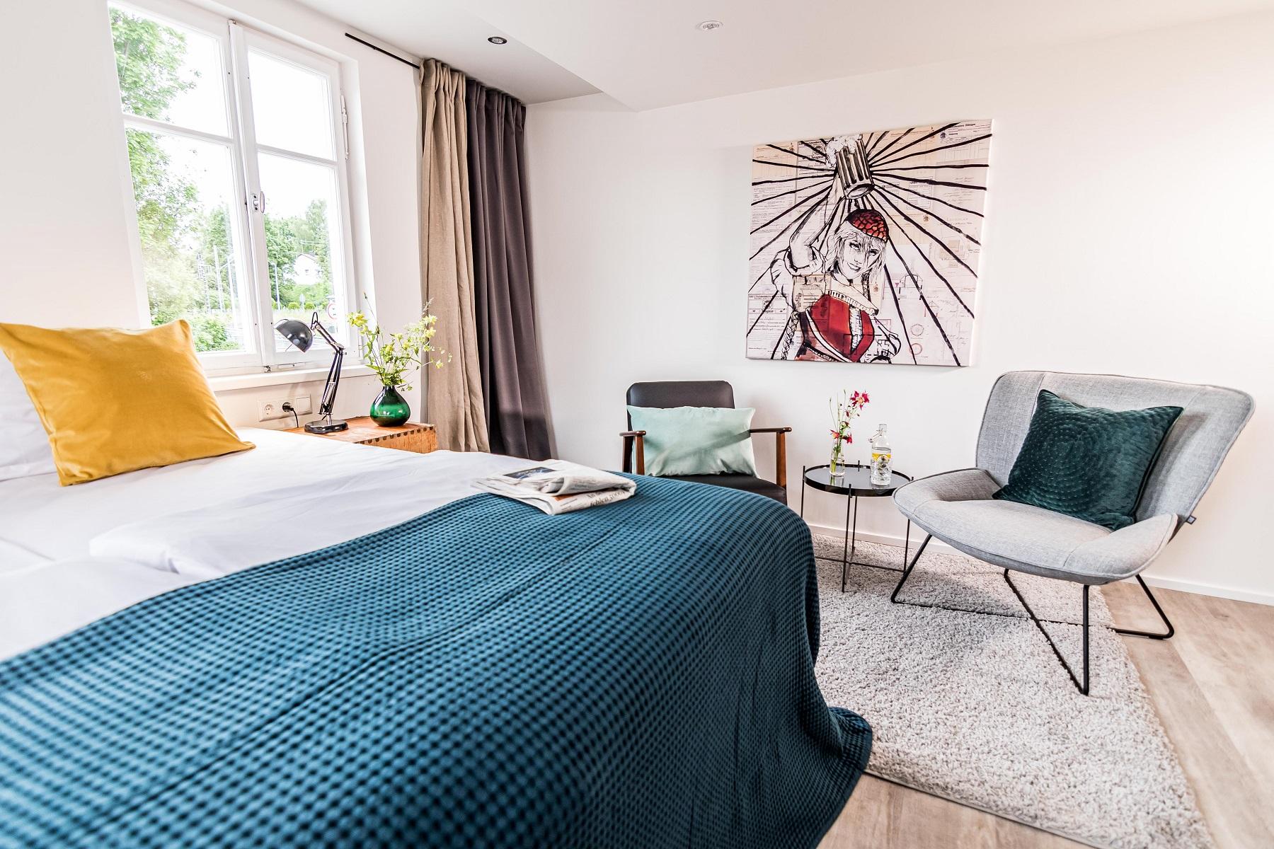 Hotel Das Q in Aldingen bei Villingen-Schwenningen