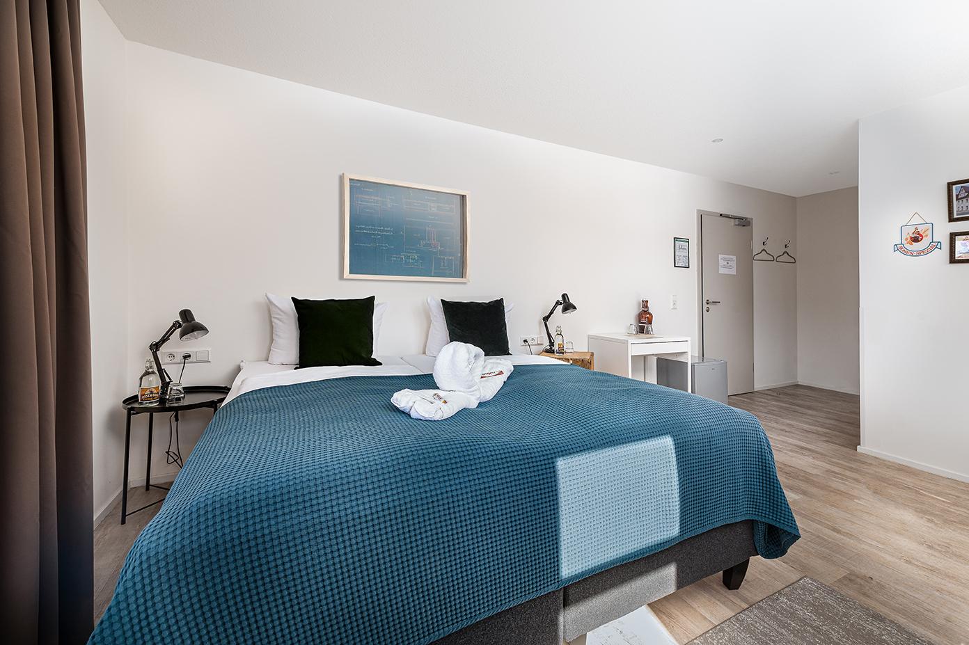 Hotel Das Q Standard Zimmer
