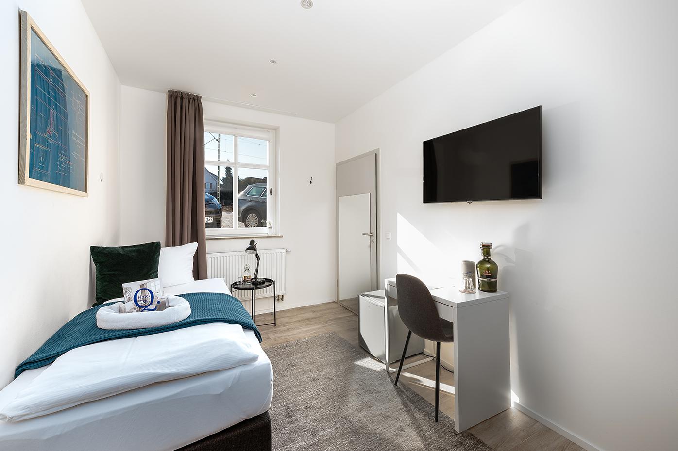 Hotel Das Q Einzelzimmer